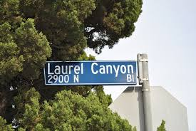 laurel canyon sign