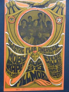 Bill Graham presents Electric Flag, Moby Grape & Steve Miller